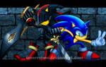 Sonic and Sir Lancelot