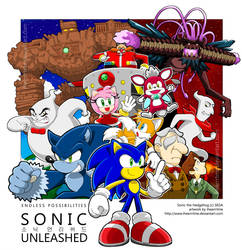 SONIC UNLEASHED Tribute by ihearrrtme