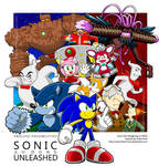 SONIC UNLEASHED Tribute