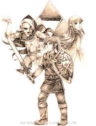 Skyward Sword by ihearrrtme