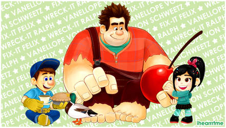 Wreck-It Ralph- A Sweet Ol' Time