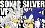 Sonic and Silver- 30000 Hit