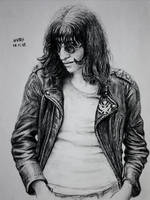 Joey Ramone by TehNers