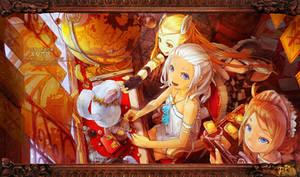 Began to travel by DanEvan-ArtWork