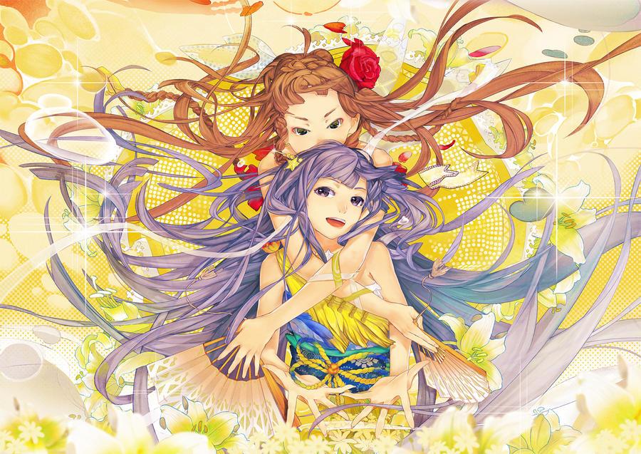 Embrace by el-zheng