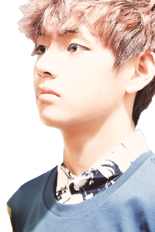 Taehyung/V BTS PNG by BlankTaeJin on DeviantArt
