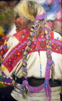 Tradicion y Color - Tzeltal by pochis