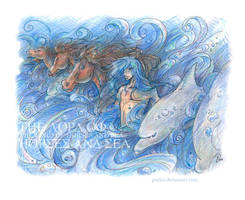 POC_The Lord of Horses and Sea by pochis