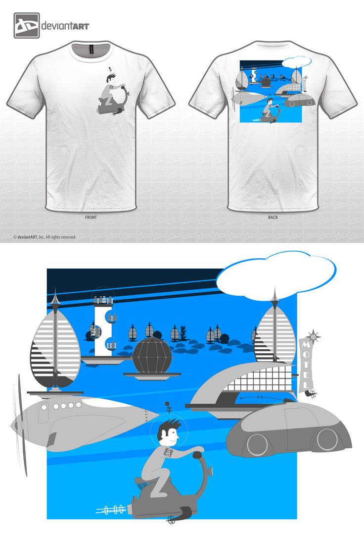 Blue Sky Future by game2create