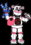 ToaCBV Funtime Freddy