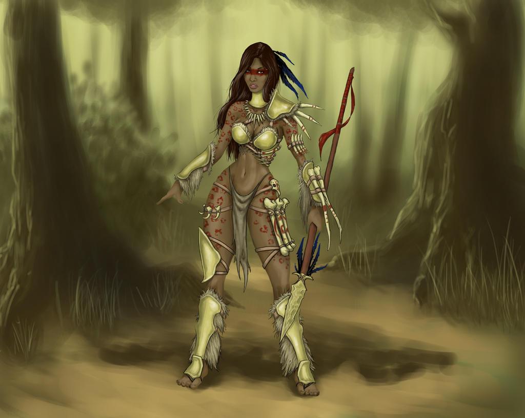 Wildcat Concept by The-Undivine