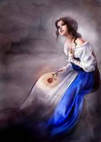 Belle by Elf-in-mirror