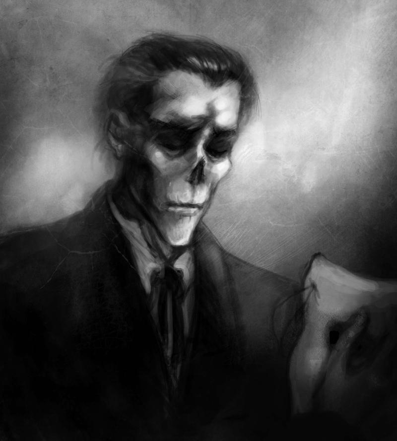 Erik - the Phantom. by Elf-in-mirror
