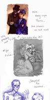 Sketchdump: Leroux' POTO