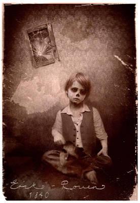 Mysterious daguerreotype