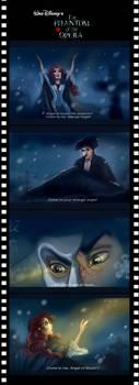 Disney's Phantom - sneak peek