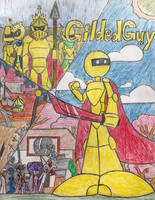 GildedGuy (With Story!!!) by DingDongAnalog