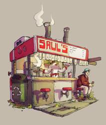 Sauls Joint