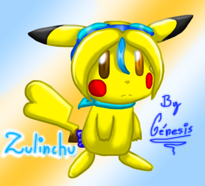 Dibujos from the hell~! __zulinchu___by_zulin333-d4h6jgm