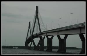Longest bridge by Problembarn