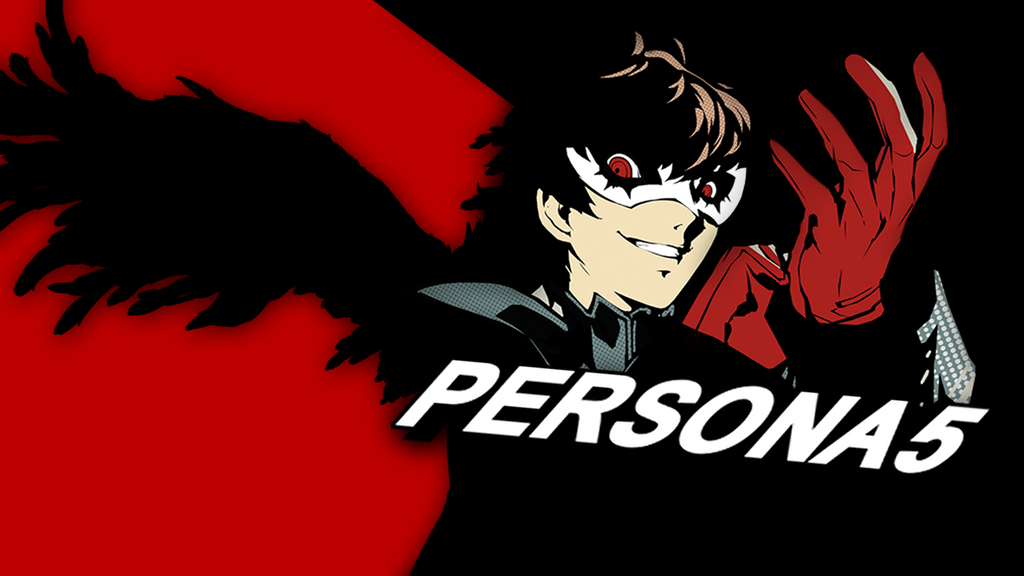 Persona 5 Wallpaper By SeventhKeyblade