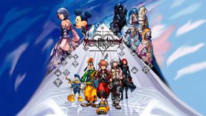 Kingdom Hearts 2.8 HD Remix Wallpaper