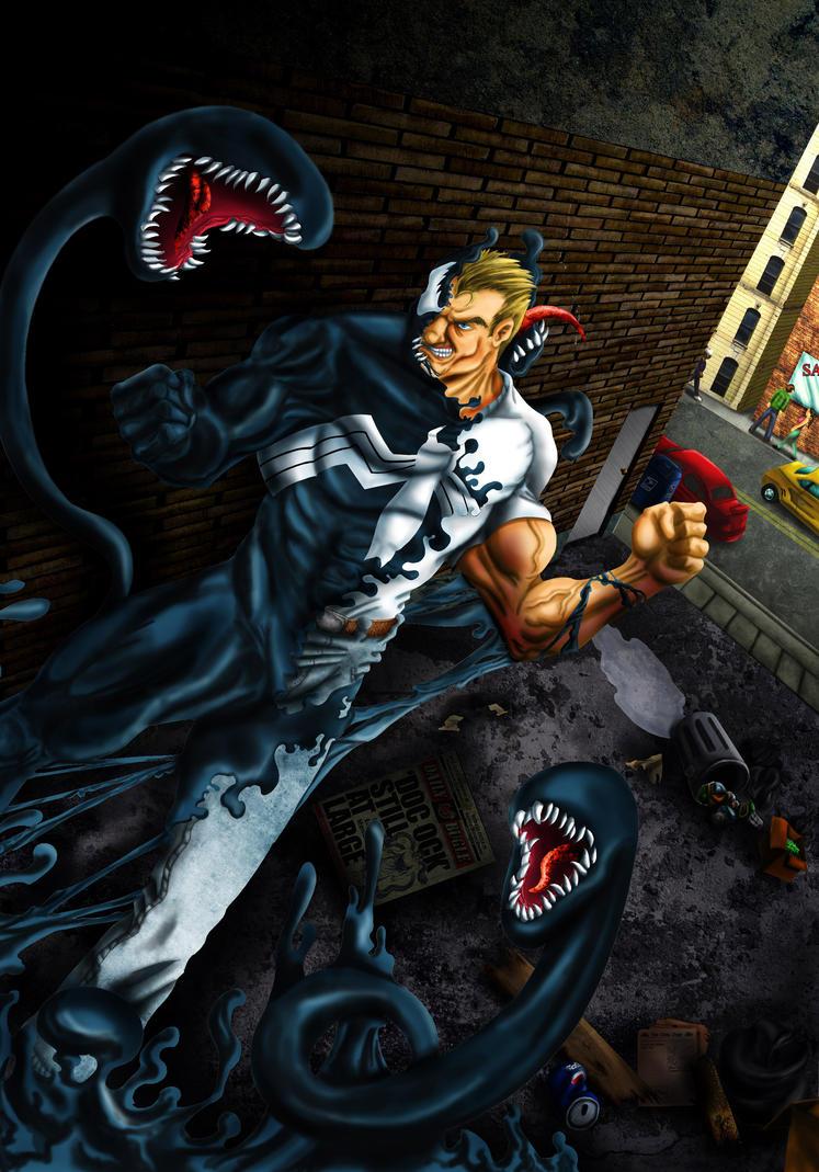 Venom - Transformation by Nelsonious