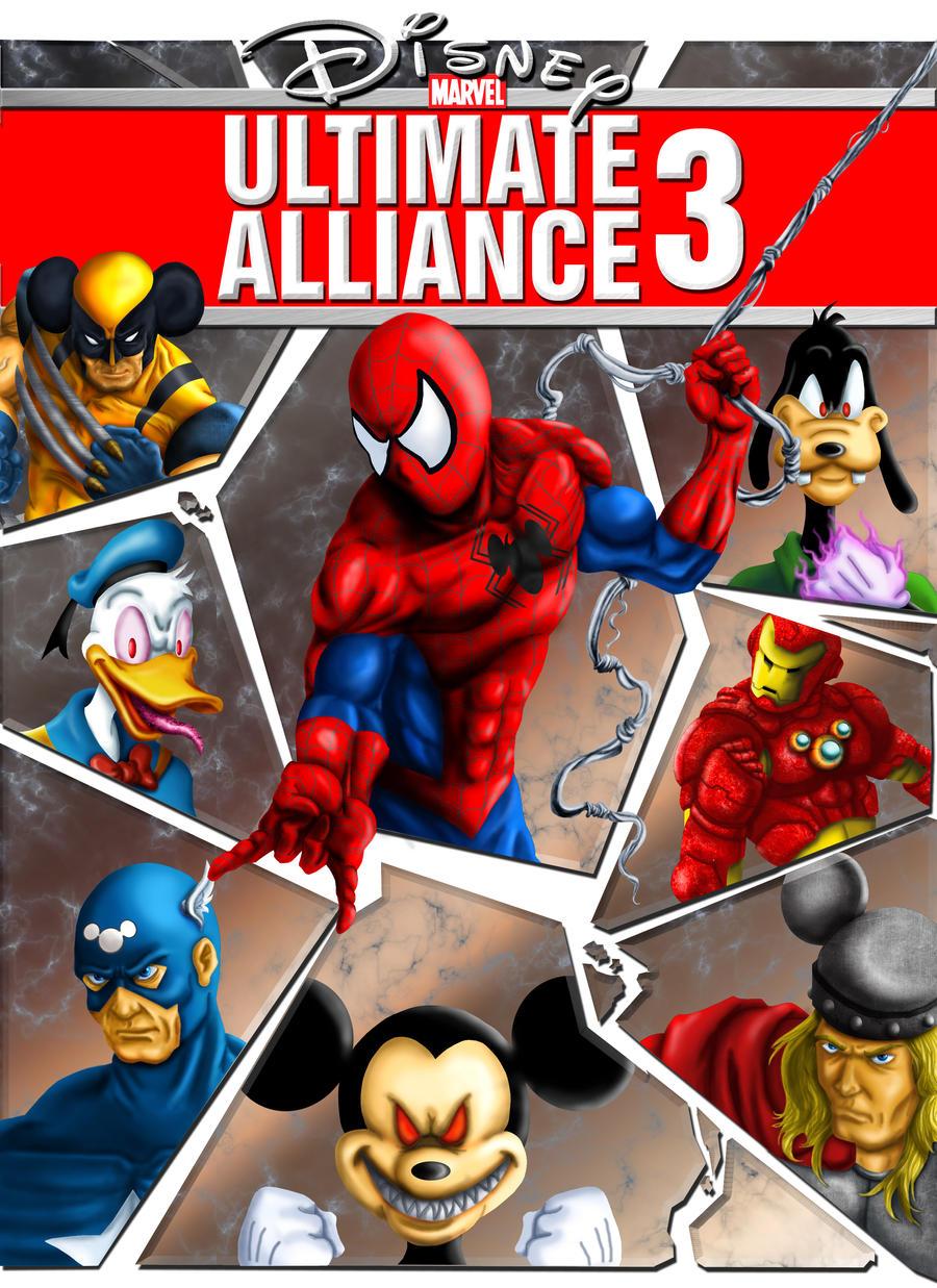 Marvel Ultimate Alliance 3??? by Nelsonious on DeviantArt