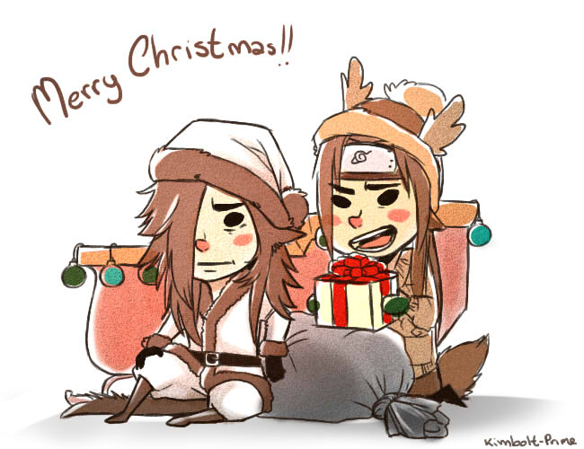 merry christmas by Kimbolt-Prime