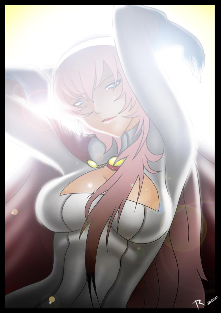 luka cosplayer power girl by reiter-bg
