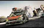 VW Golf VI 'Ratte'