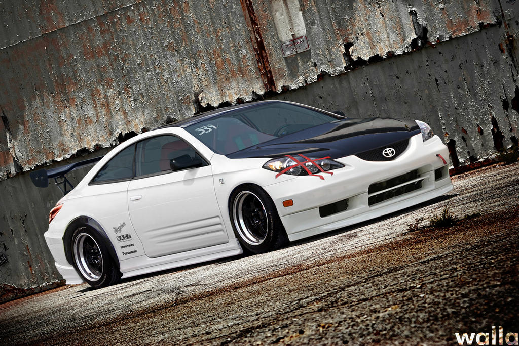 Toyota Camry Solara Japattack By Wallla On Deviantart