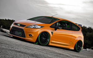 Ford Fiesta R-ST by wallla