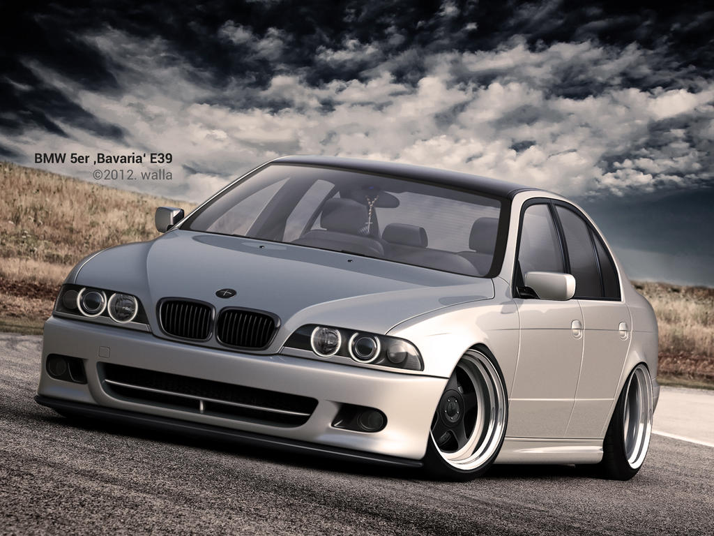BMW 5er 'Bavaria' E39 by wallla