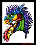 Dragons - Eberon Colored