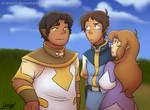 VLD|Klance|Lion King 2 AU|Hes A Prince