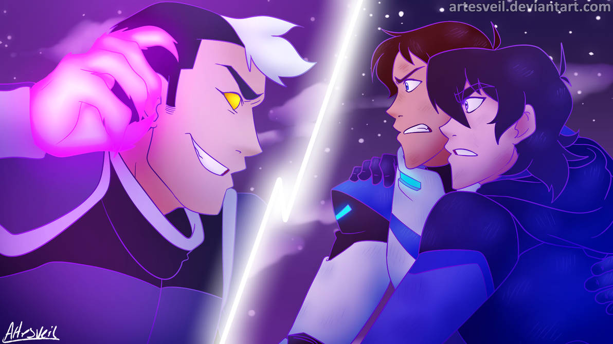 VLD:  Battle of Three (VLD script    kinda) by StefyC97 on