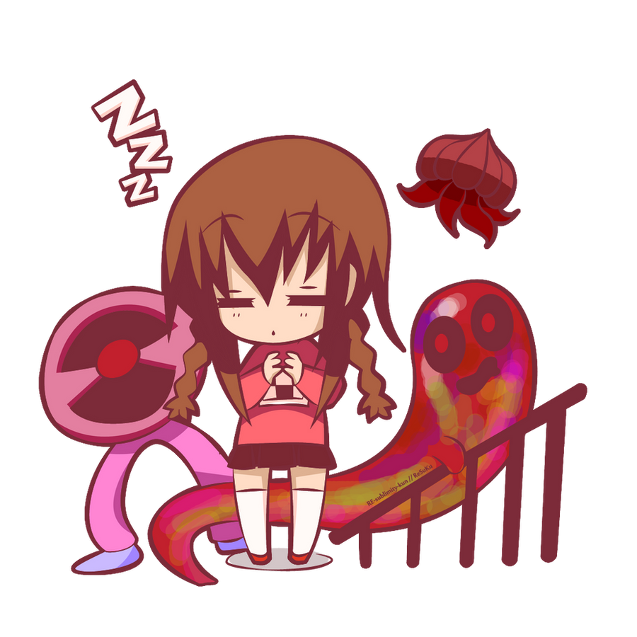 -:: Yume Nikki ::- by RE-sublimity-kun