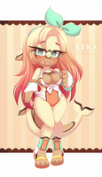 :: KEKA the dolphin - AT :: by RE-sublimity-kun
