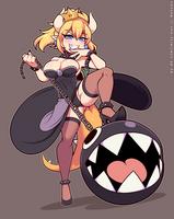 .: Bowsette :. by RE-sublimity-kun