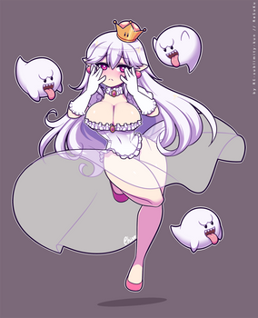 .: Boosette (shy version) :.