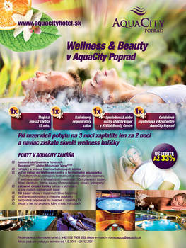 Advertising Aquacity wellness