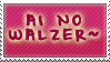 Ai no Walzer Stamp by Marthnely-chan