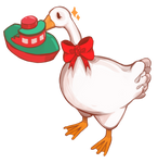 pretty goose