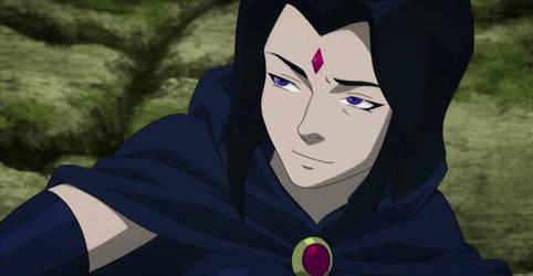 Raven (DCAMU) Smile