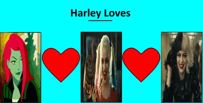 Harley Loves