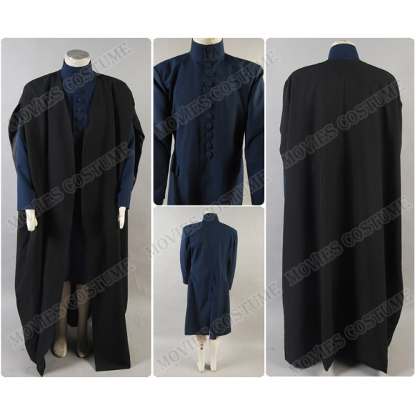 Severus Snape Coat costume for Harry Potter by jiangweiwei on DeviantArt