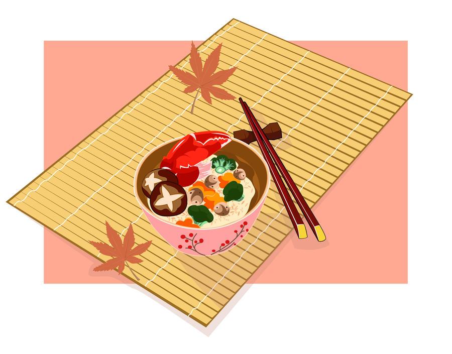 Lunch Break by XueY1806