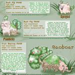 Fakemon Revamp -Grass Starters