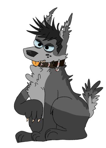 WOLF BOI by Moonfrox